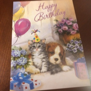 Birthday Card #2