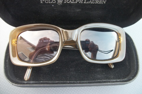 42f2f89837 Free  • GUCCI GG 2407 S vintage sage green sunglasses • LOOK ...