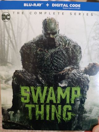 DC's Swamp Thing, The Complete Series