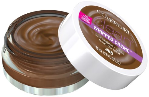 CoverGirl Clean Whipped Creme Foundation #365 Tawny