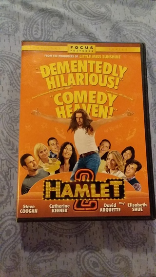 ⭐⭐Hamlet 2 DVD Like Brand New(Free Shipping & Tracking) ⭐⭐