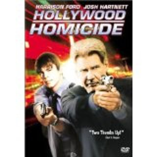 Hollywood Homicide dvd full and wide screen