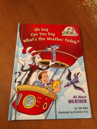 Cat in the hat's learning library selection