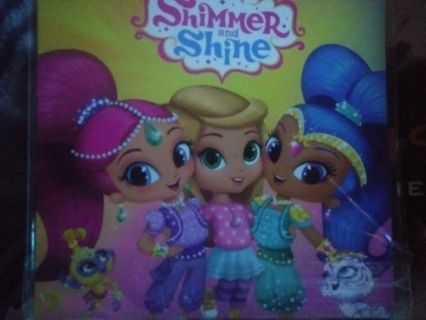 Shimmer and Shine Mystery Envelope of Tattoos #2