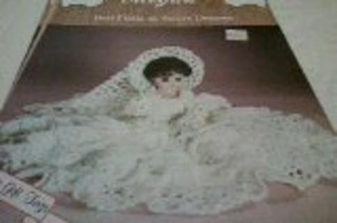 Crochet Patterns Fo 3 Bed Dolls