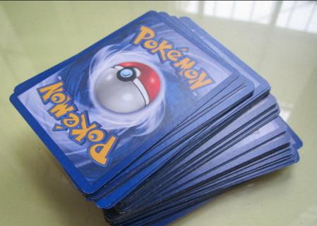 1 lot ~ 100 Pokemon Cards + HOLOS NM/MINT Mixed 1999 & Newer MOSTLY POKEMON GUARANTEED FREE SHIPPING