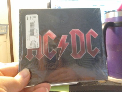 AC/DC Black Ice CD Factory Sealed