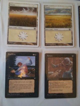 Seven Card Lot Magic The Gathering