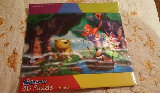 3D Puzzles!!!!