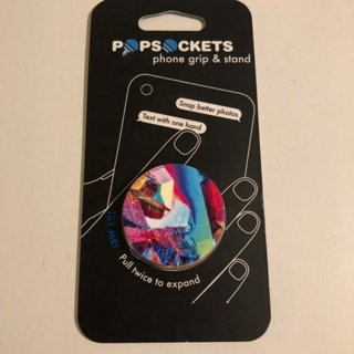 Brand new never opened  Rainbow gems  Phone grip and stand