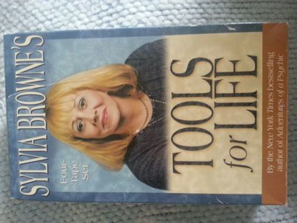 Opened but never played. Sylvia Browne's tools for life.