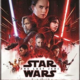Star Wars: The Last Jedi HD Full Digital Copy with DMR Points