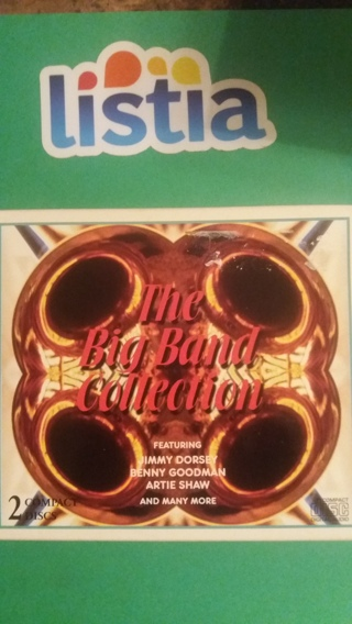 cd  the big band collection free shipping