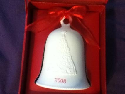 Hallmark Keepsake 2008 Tree Bell