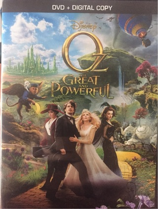 Oz The Great And Powerful digital code!