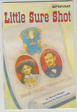 """Little Sure Shot"" (Story of Annie Oakley)"