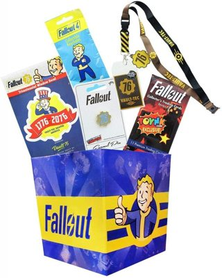 Mystery Fallout Collector's Loot Box