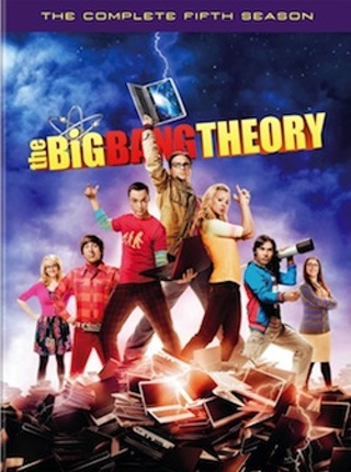 Big Bang theory season 5 new