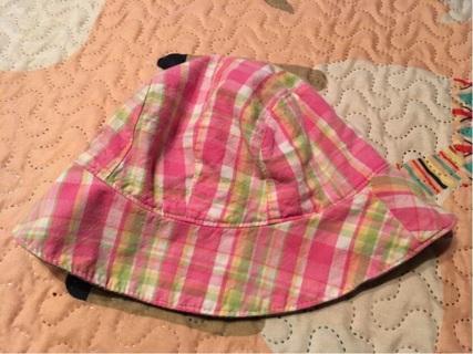 Baby's Reversible Hat