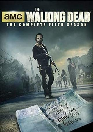 SEASON 5 THE WALKING DEAD HD CODE
