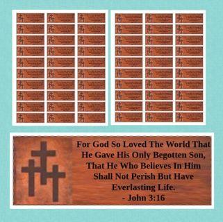 God's Promise Labels