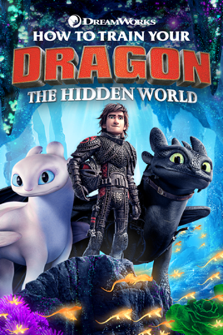 How To Train Your Dragon The Hidden World digital movie copy code