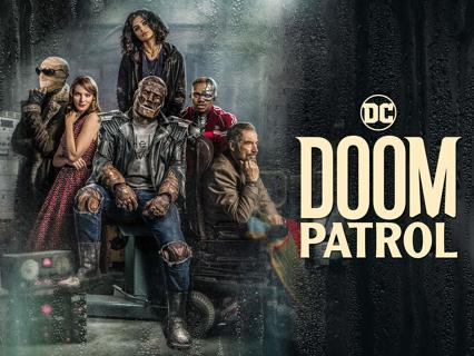 Doom Patrol The Complete First Season HD Digital Copy Code