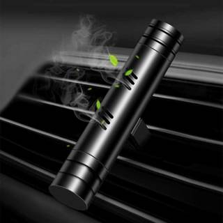 Black Universal Car Air Freshener Long Lasting Air Vent Perfume Car Accessories