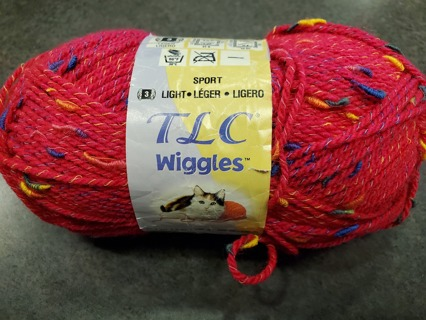 TLC Wiggles Yarn