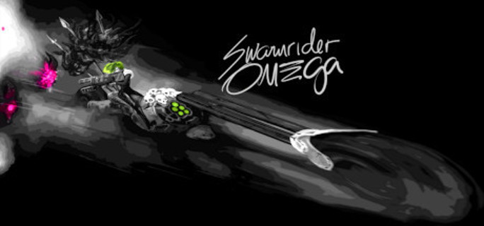 SWARMRIDER OMEGA STEAM KEY