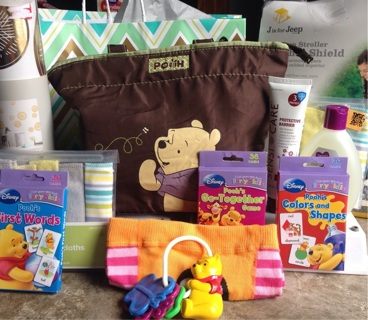 ➖Winnie The Pooh Baby Bag & More➖Gift Ready
