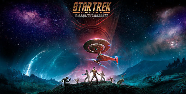 Star Trek Online Discovery Starter Bundle Pack Key - PC