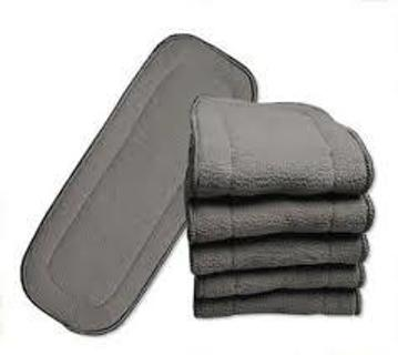 NEW: Cloth Bamboo Inserts for pocket and cloth diaper underwear