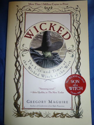 wicked by gregory maguire essay Find all available study guides and summaries for wicked by gregory maguire if there is a sparknotes, shmoop, or cliff notes guide, we will have it listed here.