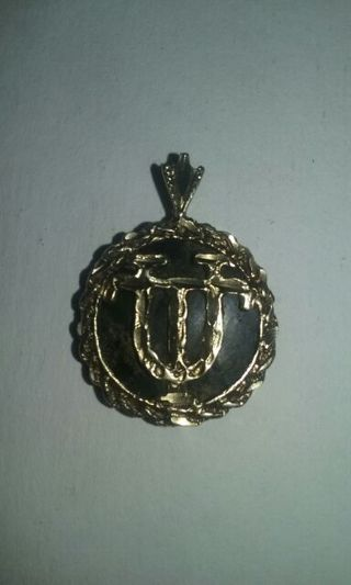 10k univ. of tennessee pendant