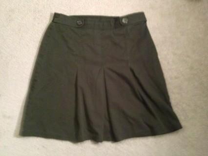 1 black skirt