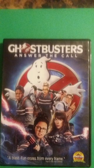 dvd   ghostbuster  answer the call  free shipping