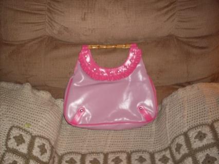 Light pink purse