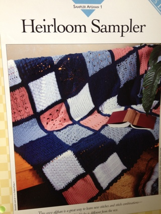 Free Heirloom Sampler Crochet Afghan Pattern Crochet Listia