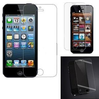Clear LCD Screen Protector Cover Skin Guard Film for iPhone 5 One Baby EH