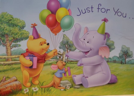 6 Pop Up Birthday Cards