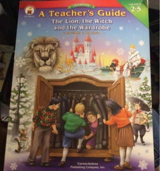 Teacher's Guide, The Lion, the witch and the wardrobe...