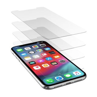 NEW Apple iPHONE X Clear Screen Protector for cell phone FREE GIFT