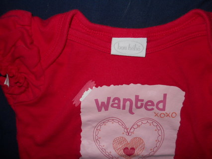 OMBaby!CUTE $20 BonBebe Onesie/Outfit-3-6 MONTHS (Like NEW!!!) Adorable (Girls)
