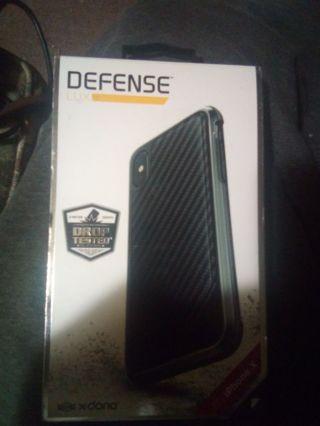 iPhone x defense Lux case