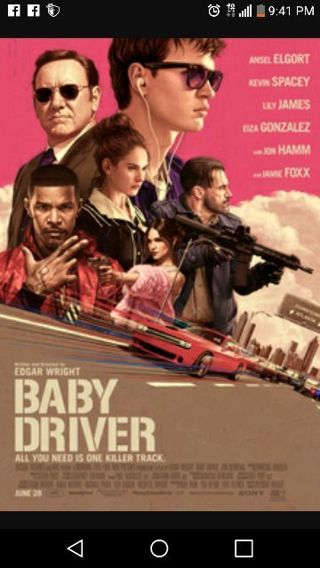 Baby driver hd vudu/uv code