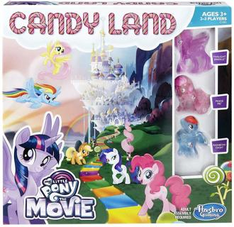Candy Land My Little Pony Edition