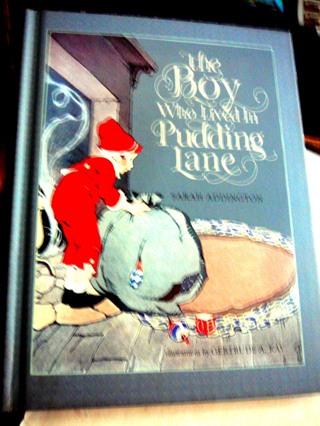 The Boy who Live on Pudding Lane..Sarah Addington