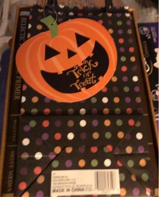2 Halloween Bags