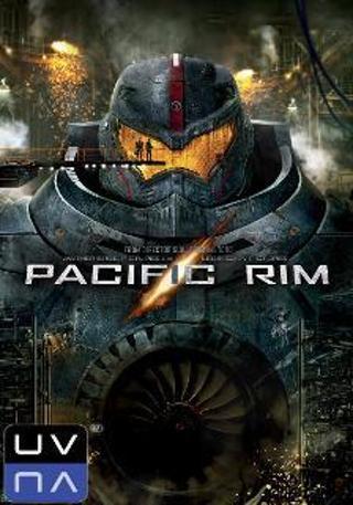 Pacific Rim- Digital Code Only- No Discs